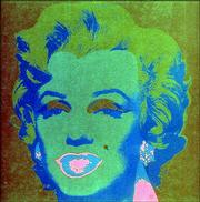 """Marilyn,"" 1967, from a portfolio of 10 screenprints by Andy Warhol"