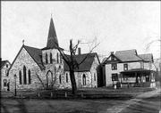 In the late 1800s the old English Lutheran Church sat at the corner of Quincy and New Hampshire streets. The building, constructed for $5,500 in 1870, was the home of Trinity Lutheran Church, which moved in 1928 to 1245 N.H.