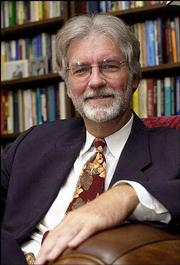 Rick Snyder, distinguished professor of psychology at Kansas University, researches hope. Snyder is working on ways to teach people to be more hopeful.
