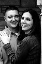 Jason Bonee and Joanna Herrmann