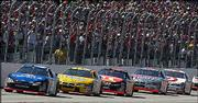 Officials hope Darlington's Chase date will sell tickets to the 60,000-seat race facility.