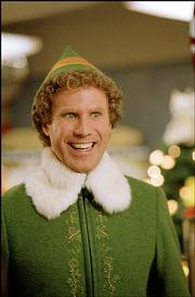 "Will Ferrell stars in ""Elf,"" which generated $173 million at the box office."