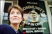 Tami Clark, who has been the executive director of the Community Drop-In Center since 2000, will resign from her position Jan. 14.