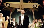 "Leonardo DiCaprio portrays Howard Hughes in ""The Aviator,"" Martin Scorsese&squot;s breathless take on Hughes&squot; glory years."