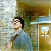 In the late 1970s, Robert Gilmore attended the School of the Ozarks, where this photo was taken, before coming to Kansas University with the intention of getting a graduate degree. Instead of becoming a scholar, he became a homeless person on the streets of Lawrence, as seen below in this January 2003 file photo.