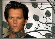 "Actor Kevin Bacon&squot;s latest film role is in ""The Woodsman."""