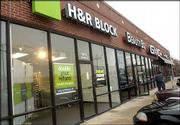 H&R Block INc.'s new office at 520 W. 23rd St. is ready for business. The company's fourth office in Lawrence, located in the former Tallmon & Tallmon jewelry store, opened Monday just in time for tax season.