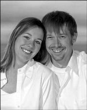 Sarah Barsalou and Scott Wheeler