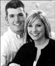 Nathan Vail and Lindsey Belot