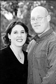Lori Brown and Jake Montney
