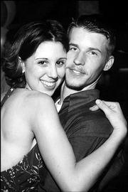 Jennifer Oehlert and Brian Elm