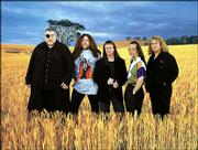 Kansas, shown here in 2001, is the best-selling act to be inducted into the Kansas Music Hall of Fame.