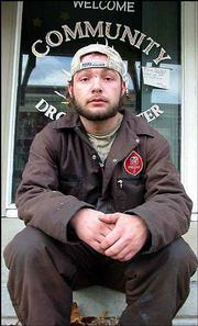 William Renfro, a 20-year-old homeless mechanic.