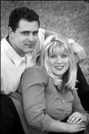 Brian Klausner and Dena Bear