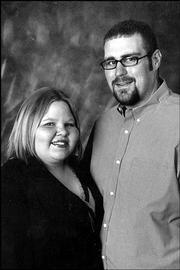 Shana Goins and David Ekart
