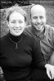 Amy Hoffsommer and Peter Cluthe