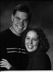 Jeff Kaminski and Lindsey Lowe