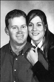 Christopher Thompson and Jessica Wachter