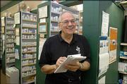 Roger Miller graduated from Kansas University's School of Pharmacy in 1955. For the past 40 years he has operated Miller's Pharmacy in Bonner Springs.