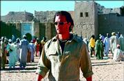 "Matthew McConaughey portrays Dirk Pitt in the big-screen adaptation of ""Sahara."""