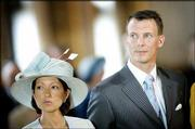 Danish Princess Alexandra and Prince Joachim