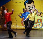 Look where a little song and dance can get you: The Wiggles now top a list of Australia's wealthiest entertainers, edging out Hollywood heavyweights such as Nicole Kidman and Russell Crowe. The four Australian performers made an estimated $34.5 million in 2004.