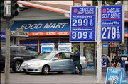 Regular unleaded gasoline is creeping toward $3 a gallon in San Francisco, with some saying it could hit $4 before long.