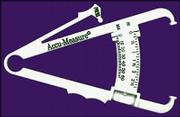 Accufitness offers Accu-Measure Body Fat Calipers for $19.99.