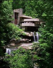 Exotic plants threaten to wipe out native vegetation surrounding Fallingwater, the Frank Lloyd Wright-designed house in Mill Run, Pa.