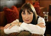 "Anjelica Huston directs the Hallmark Hall of Fame drama ""Riding the Bus with My Sister,"" which airs at 9 p.m. Sunday on CBS."