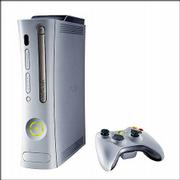 Microsoft Corp. has revealed its Xbox360 game machine.