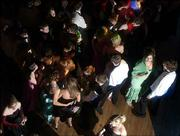 Dancers fill the floor at Abe & Jake's Landing in downtown Lawrence.
