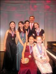 Young pianist concert