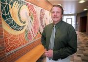 Dave Johnson is Bert Nash Mental Health Center's chief executive officer.