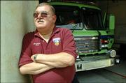 Former fire chief Jim McSwain