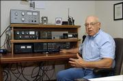 Tom Lappin has been a licensed ham radio operator since the age of 13 and still enjoys his evenings and weekends speaking to people all over the world from his home in Hutchinson. The FCC lists 7,024 licensed amateur radio operators in Kansas, said Ron Cowan, the state section manager for the American Radio Relay League.