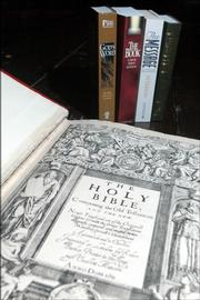 "Several Bible translations allow readers to choose a version of the Scriptures they prefer, from the older style of the King James Version to a modern interpretation like that of ""The Message."""