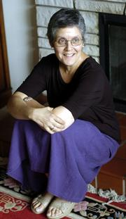 Judy Roitman is among the poets in Black Spring, a New York-based journal that has published a Lawrence edition.