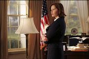 "In this undated publicity photo released by ABC  TV, Geena Davis portrays Mackenzie Allen, the 45-year-old vice president who becomes the first female U.S. president in the new ABC series ""Commander In Chief,"" which premiered Tuesday."