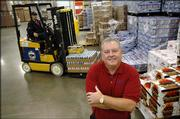 Kevin O'Malley is leading O'Malley Beverage of Kansas Inc., the new owner of Anheuser-Busch's distributorship in Lawrence and several surrounding counties.