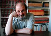 Author Salman Rushdie will visit Lawrence on Thursday as part of the Humanities Lecture Series by the Hall Center for the Humanities.