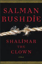 """Shalimar the Clown"""