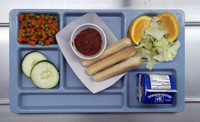 essays national school lunch program