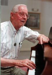 R. Wayne Nelson, a music teacher and former director of fine arts for  Lawrence public schools, died Wednesday at Lawrence Memorial Hospital. He was 93.