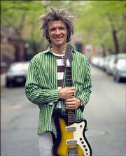 "Dan Zanes has crafted a fresh career playing family-friendly tunes on such albums as ""Rocket Ship Beach"" and ""House Party."""