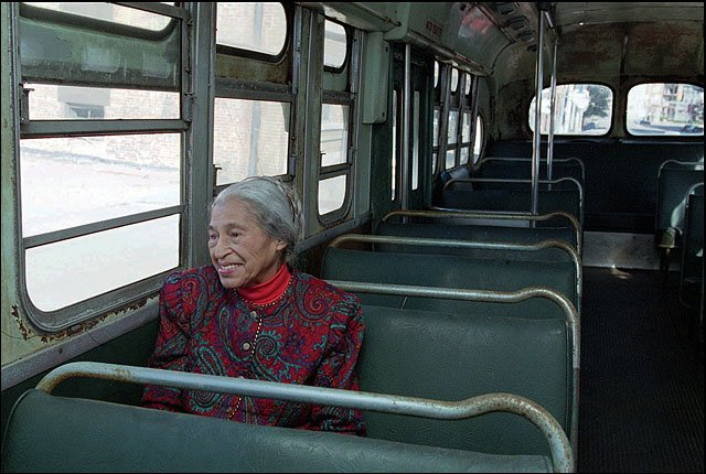 Biography of Rosa Parks