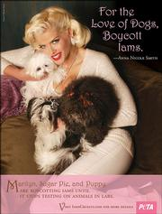 Anna Nicole Smith with her dogs Marilyn, Sugar Pie and Puppy