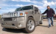Dannie Thompson, Lawrence, improved his gas mileage on his Hummer H2 from 8.9 mpg to 10.4 mpg by using some products recommended by Wendland.