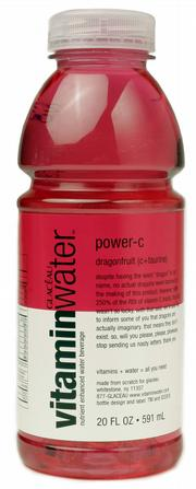 &lt;strong&gt;VitaminWater&lt;/strong&gt;&lt;br/&gt;
