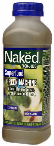 &lt;strong&gt;Green Machine&lt;/strong&gt; &lt;br/&gt;